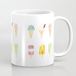 ice cream selection Coffee Mug
