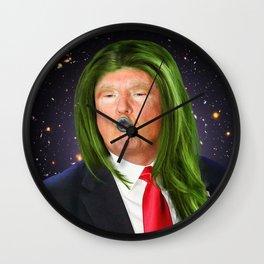 Donald Trump lbgt, trans, gay Wall Clock