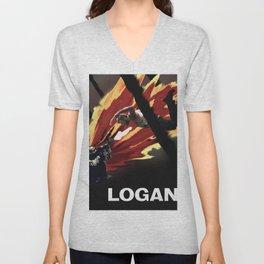 Logan Unisex V-Neck