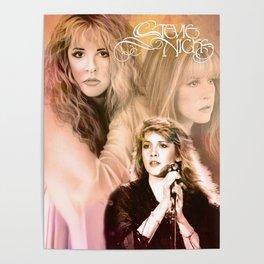 Stevie Nicks | Art Print Poster