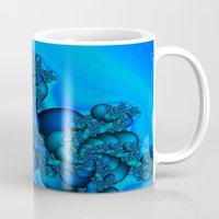 illusion Mugs featuring Illusion by Christy Leigh