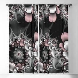 Widow's Web Fractal Blackout Curtain