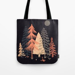 A Spot in the Wood... Tote Bag