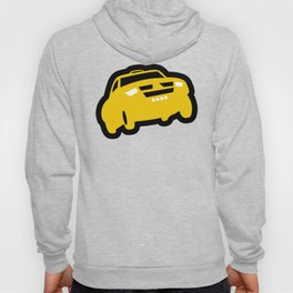 Taxi Cab Icon Hoody