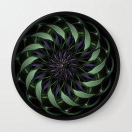ZoooooZ perfect paper flower Wall Clock