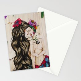 Frida Bilateral Stationery Cards