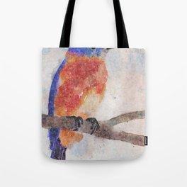 Little Bluebird Tote Bag