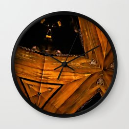 Battery Life Wall Clock
