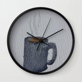 Tea Mug Wall Clock