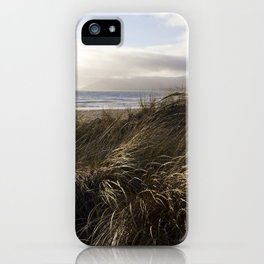 Dune Grass by the Ocean iPhone Case