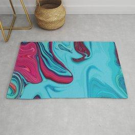 Liquid Marble Vibrant 012 Rug