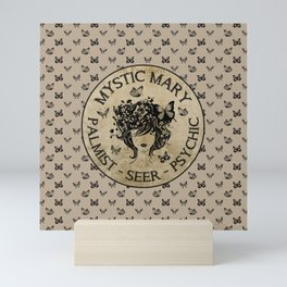 MYSTIC MARY Mini Art Print