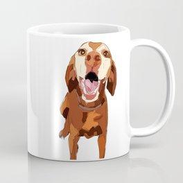 Beautiful Vizsla Coffee Mug