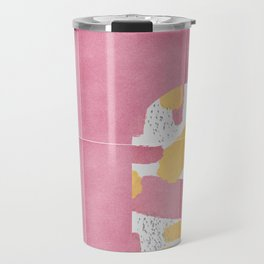 Bold Painted Tiles 01 #society6 #midmod Travel Mug