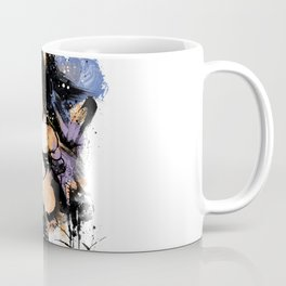 Shibari - Japanese BDSM Art Painting #7 Coffee Mug