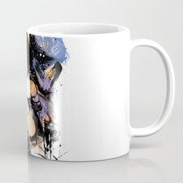 Shibari - Japanese BDSM Art Painting #7 Coffee Mug