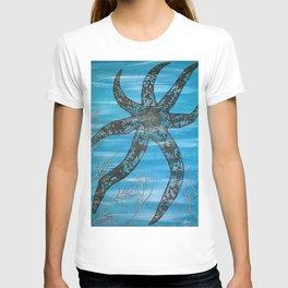 Starfish Splendour T-shirt