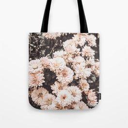 Blush Flowers Tote Bag