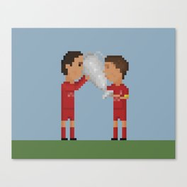 Liverpool Champions Canvas Print