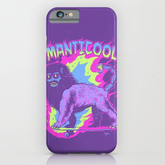 Manticool iPhone & iPod Case