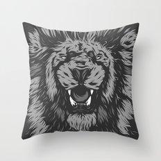 Courageous Throw Pillow