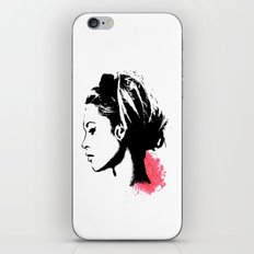 Brigitte Bardot iPhone & iPod Skin
