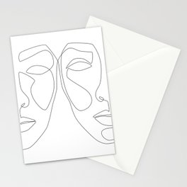Double Face Stationery Cards