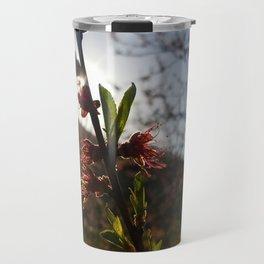 Afternoon bloom Travel Mug