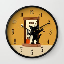 Good-bye Wall Clock