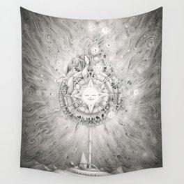 Moonlight Dream Caster Wall Tapestry