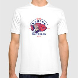 Ranchu Gold Fish Wanderer T-shirt