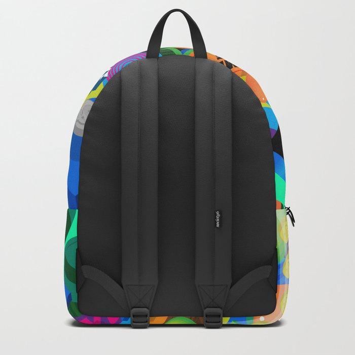 Weirdoland Backpack