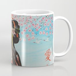 Twin Flame Coffee Mug