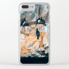 Biontro I Clear iPhone Case