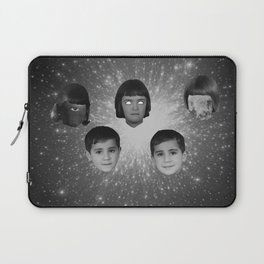space face Laptop Sleeve