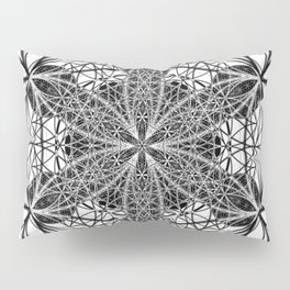 Down That Rabbit Hole - The Sacred Geometry Collection Pillow Sham