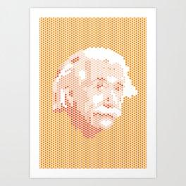 Uncle Albert Art Print