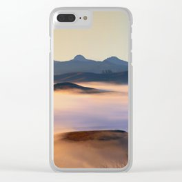 The Dawning of a New Day Clear iPhone Case