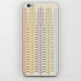 Mod Ferns iPhone Skin