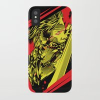 metal gear iPhone & iPod Cases featuring Metal Gear Rising by HyperTwenty