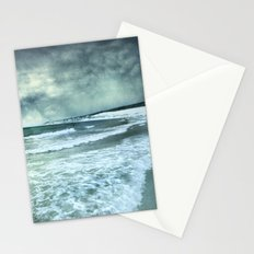 Tarifa beach Stationery Cards