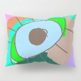 Eye- Little Drawers Series Pillow Sham
