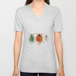 INSECTs Unisex V-Neck