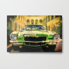 1970 Chevy Camaro Metal Print