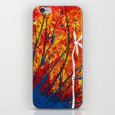 Petal Drop iPhone & iPod Skin