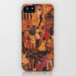 Music Hall iPhone Case