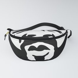 Face Pucker - M Fanny Pack