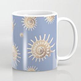 Solaris on Blue by Chrissy Wild Coffee Mug