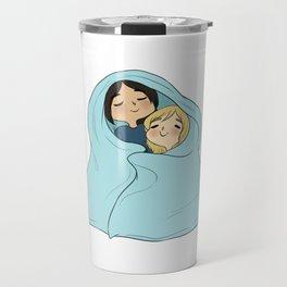 yumikuri | cuddles Travel Mug