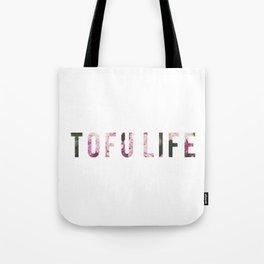 TOFU LIFE Tote Bag